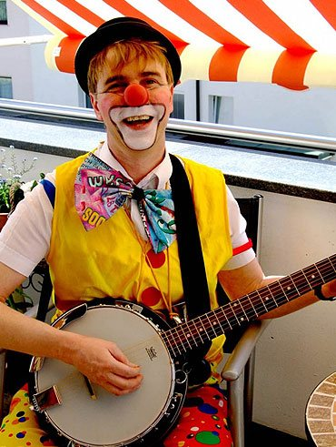 Tom der Clown