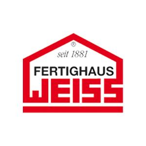 Fertighaus Weiss