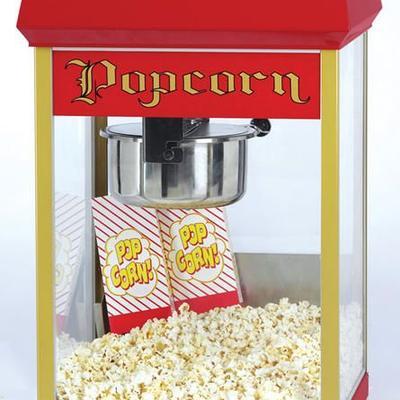 Popcornmaschine 8 Oz